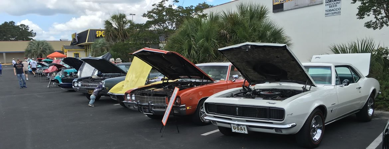 Car Show M.B.