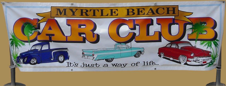 Car Club Banner